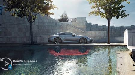Porsche Reflection by Jimking
