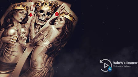King of Kings Animated Wallpaper by Jimking
