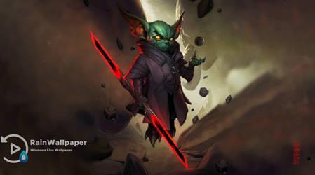 Evil Yoda by Jimking