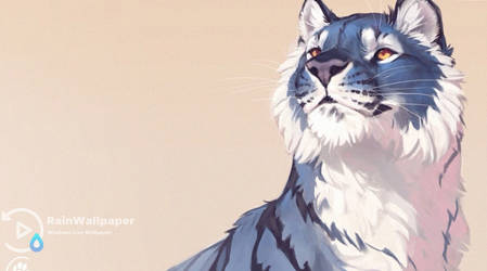 Blue Tiger by Jimking