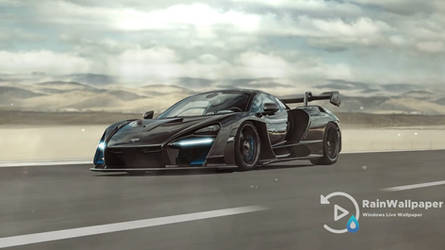 Speeding Sports Car by Jimking