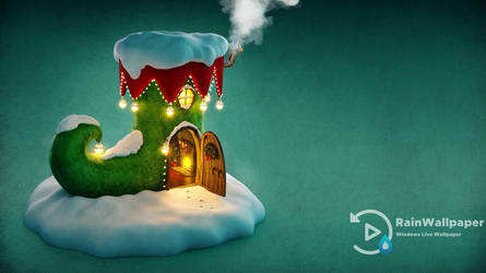 Elf Shoe by Jimking