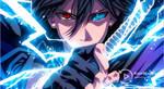 Sasuke Uchiha Electricity by Jimking