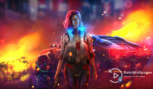 V-Cyberpunk 2077