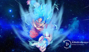 Dragonball Goku Blue
