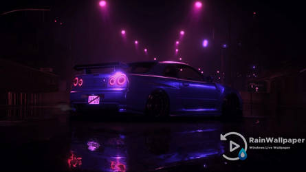 Nissan Skyline R34 GT-R-V by Jimking
