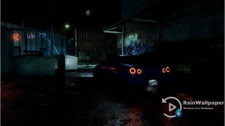 Nissan Skyline R34 GT-R Night by Jimking
