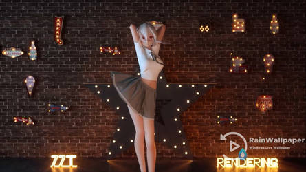 Hip Sway TikTok Dance by Jimking