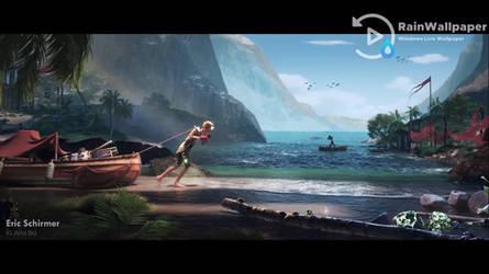 Alternate Realities-3D Renders CG Challenge LWP by Jimking