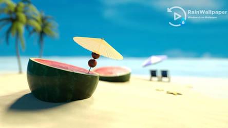 Live Wallpaper Summer Beach by Jimking