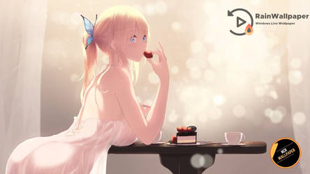 Sexy Strawberry Girl by Jimking