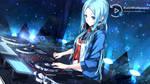 Anime DJ Girl by Jimking