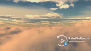Above Cloud Sky