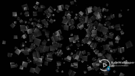 Square Particles 3D by Jimking