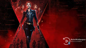 Black Widow Movie LWP