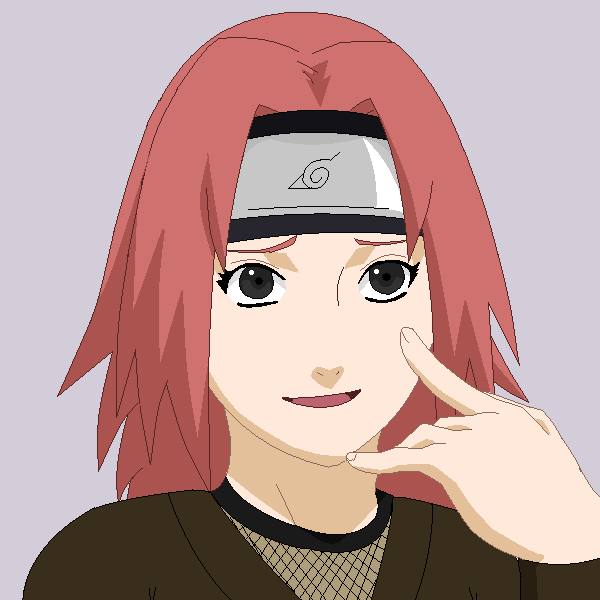 Anime Male Pink Hair Puppets Naruto Oc: Pink Haired Uchiha?