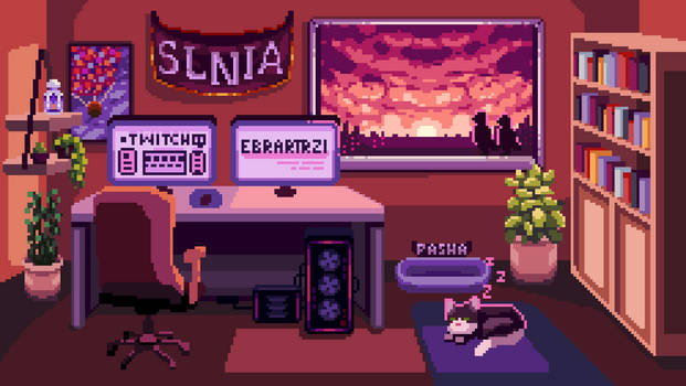 Comission for Slnia!