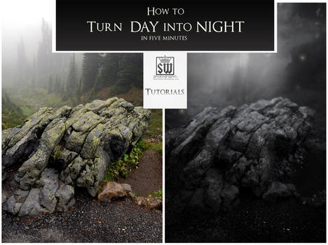 Day Into Night Tutorial (PART ONE)