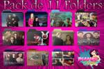 Pack de 11 Folders by ILOVETWILIGHT25