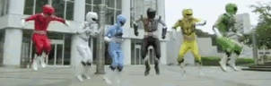Zyuohger Jumping Rope