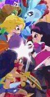 DC SuperHero Girls TP Group2