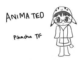 [TF] I'm A Pikachu! (Animation!)