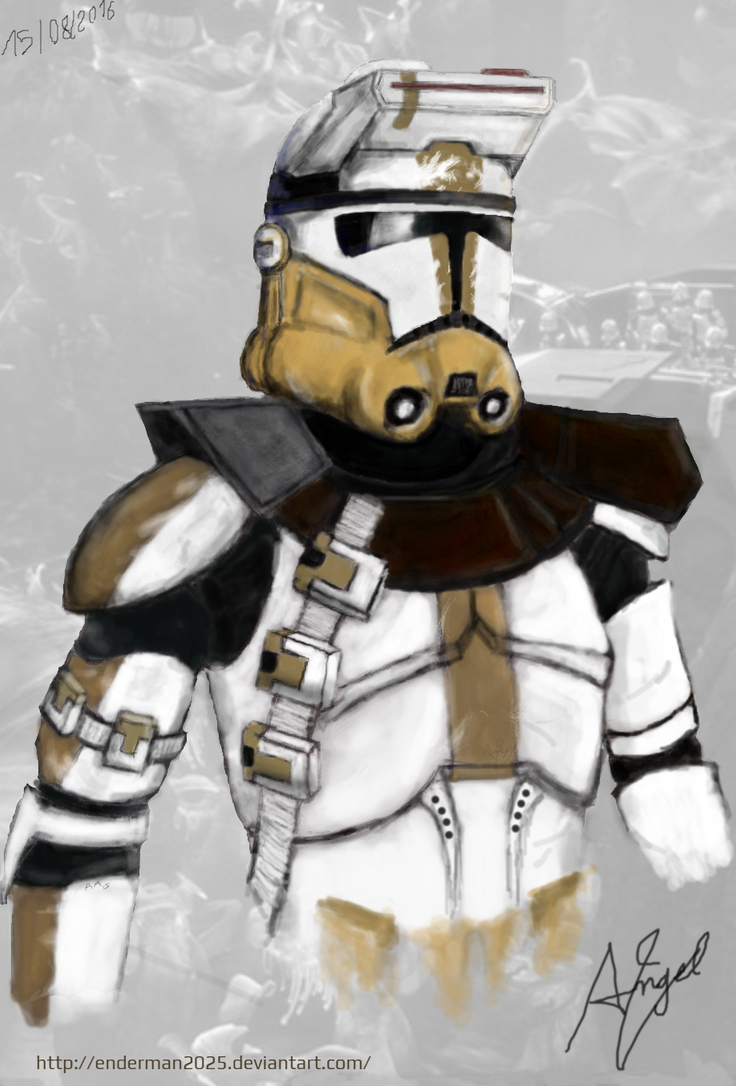 Commander Bly by Enderman2025