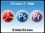 Orb Icons v.2 - Adobe