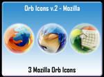 Orb Icons v.2 - Mozilla