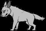 Free german shepherd lines