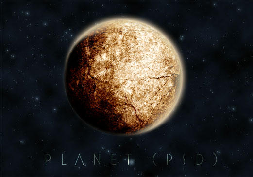 Planet 01 by elanordh-stock