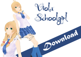 [RQ] Viola Schoolgirl (+DL) by NaminF