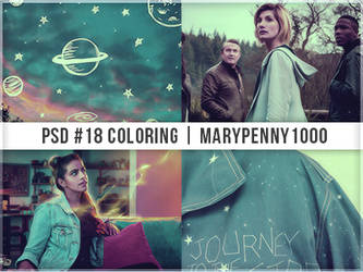 PSD#18 - ABOUT FAIRIES by MaryPenny1000