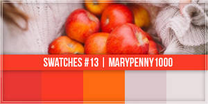 Swatches #13 - MaryPenny1000