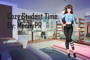Pack CDMU - Cozy Student Time - By MechyPR by MechyPR