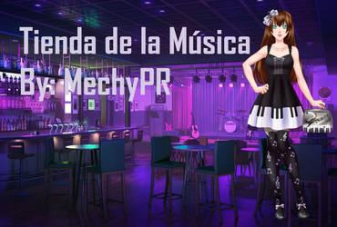 Pack CDMU - Tienda de la Musica - By MechyPR by MechyPR
