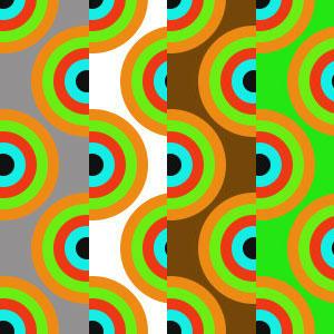Free Circle Patterns Pack by desintgnmou