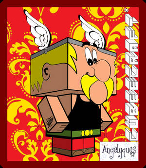 Asterix Cubeecraft