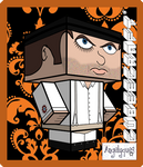 Clockwork Orange Cubeecraft