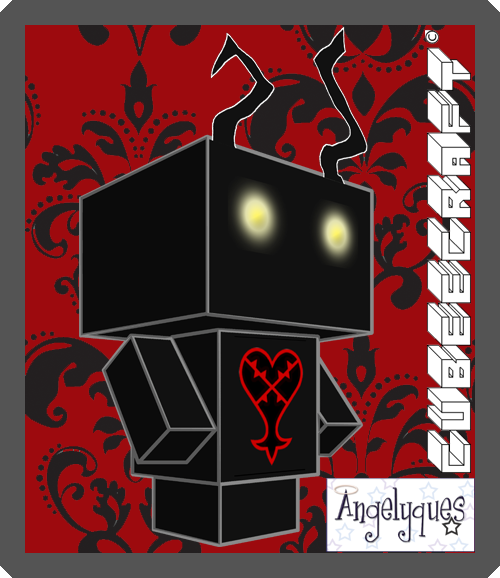 Heartless Cubeecraft by angelyques