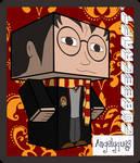 Harry Potter Cubeecraft