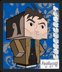 The 10th Doctor Cubeecraft