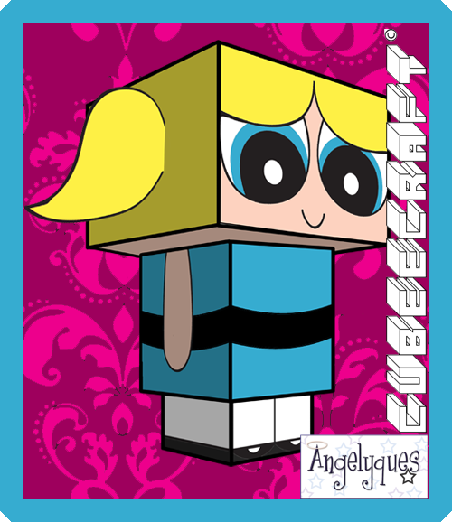 Bubbles Cubeecraft by angelyques