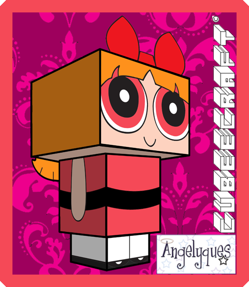Blossom Cubeecraft by angelyques