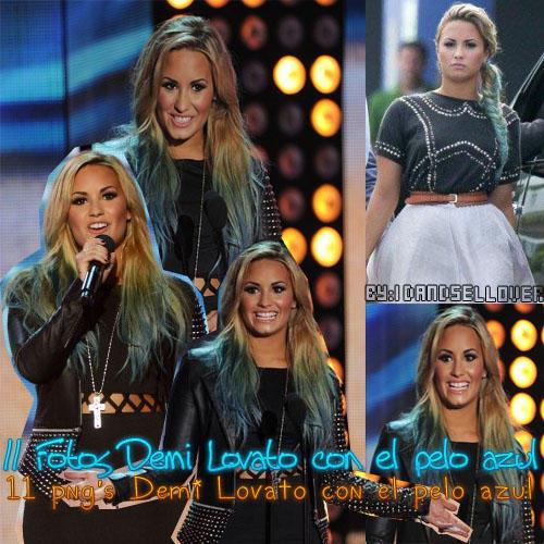Pack de Demi Lovato by 1DAndSelLover