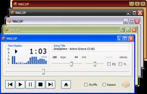 Nullsoft Winamp XP v1.2