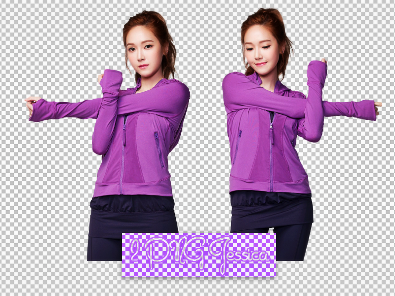 2 PNG Jessica by jimikwon2518