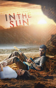 In The Sun ---  Cover With PSD