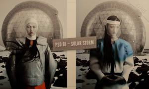 PSD 01, solar storm