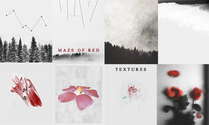 Maze Of Red